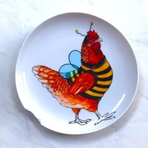🌺4 Items $25🌺 West Elm Dapper Animal Plate